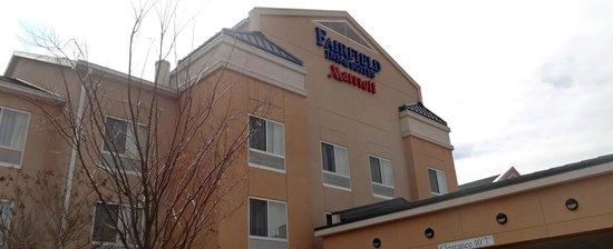 فيرفيلد إن آند سويتس ماريوت أوبورن: Fairfield Inn Opelika