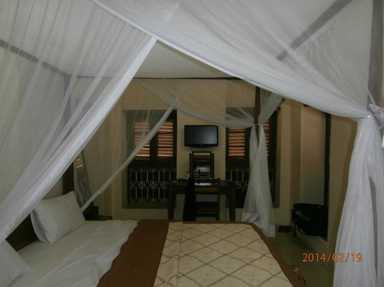 The Rosal Stone Town Hotel: Notre chambre