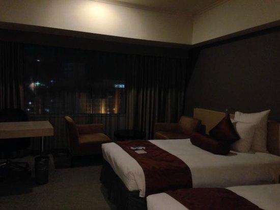 Hotel Metropolitan Sendai: Confort!