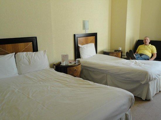 Grand Hotel Scarborough: bedroom