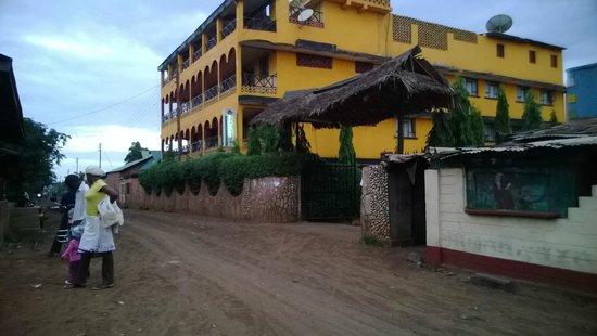 Challa Hotel Taveta