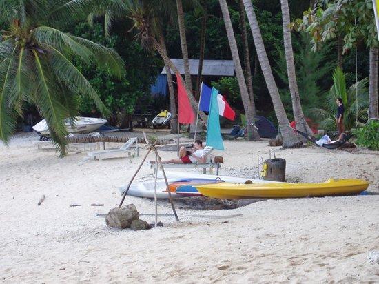 D'Lagoon: A few activities