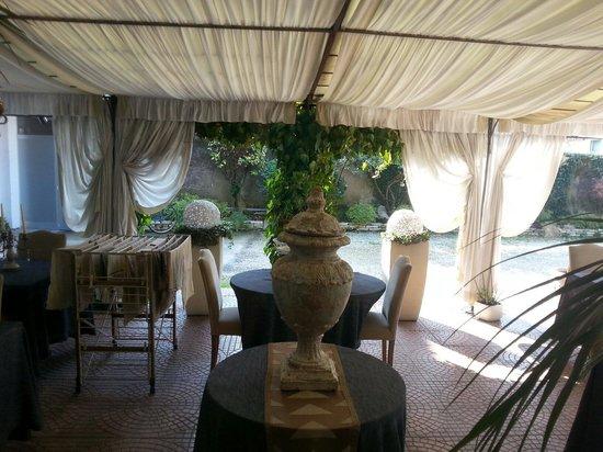 Locanda Don Giulio: Il giardino