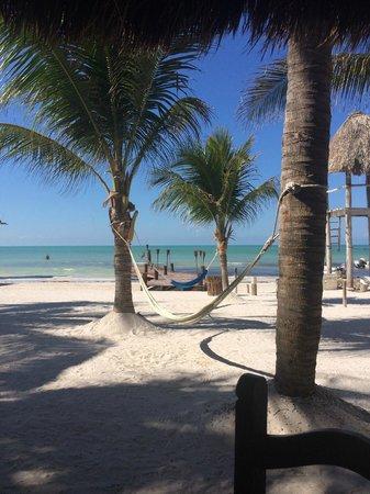 Beachfront Hotel La Palapa: Traumhafter Strand