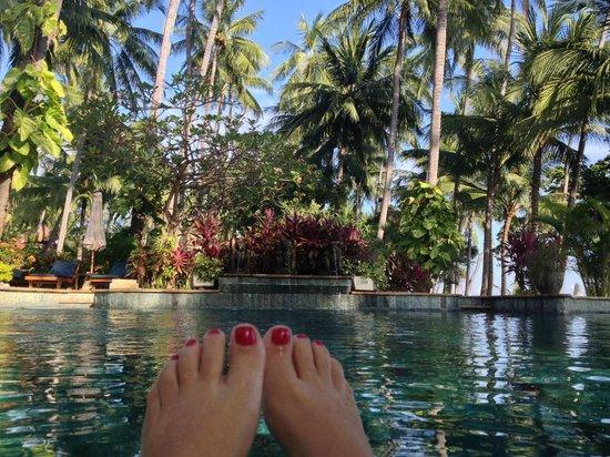 Alam Anda Ocean Front Resort & Spa: Pool