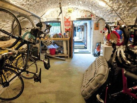 King of the Mountains : Bike workshop