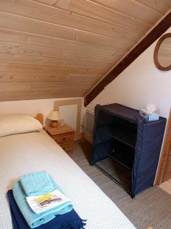 King of the Mountains: First floor bedroom