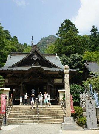 Okuboji Temple: やっとたどり着いた大窪寺