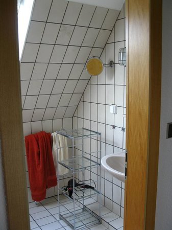 Haus Ann-Christin: Ванная комната