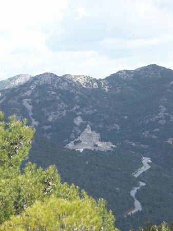 La Fucinaia Bed and Breakfast : Rocca di San Silvestro