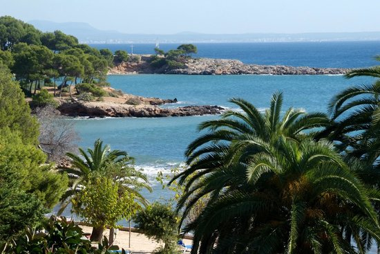 Hotel Son Caliu Spa Oasis: Hotel Seaview