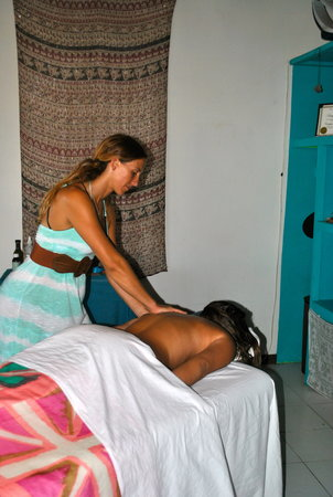 Drift Massage Therapy at Pato's Surf School