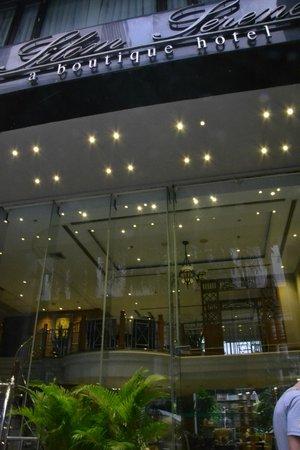 Silom Serene: le hall