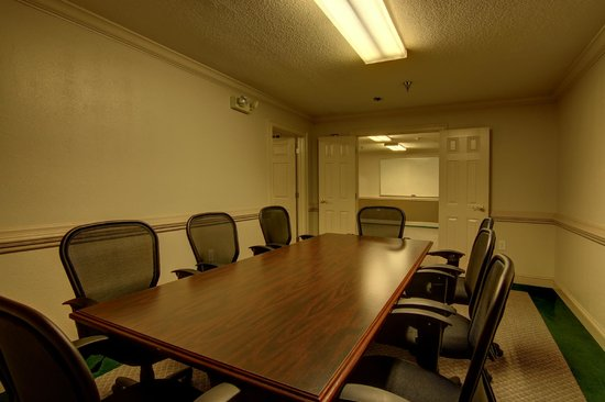 Kennesaw/Town Center Extended Stay Hotel: Book your meeting with us!