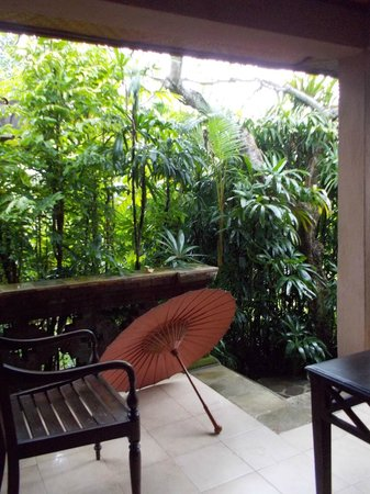 The Damai: View from room