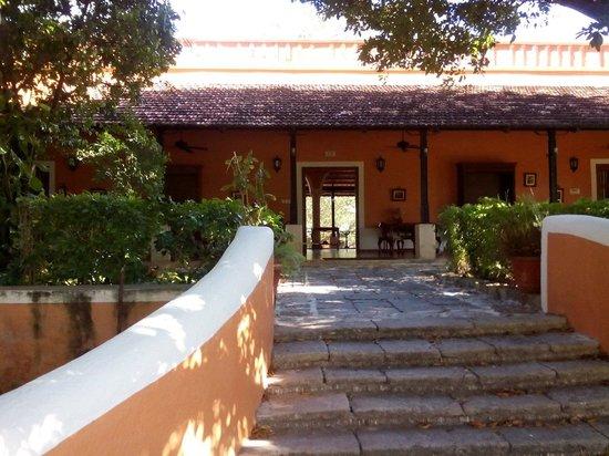 Hotel Hacienda Noc Ac