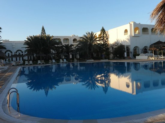 Djerba Golf Resort & Spa : la piscine