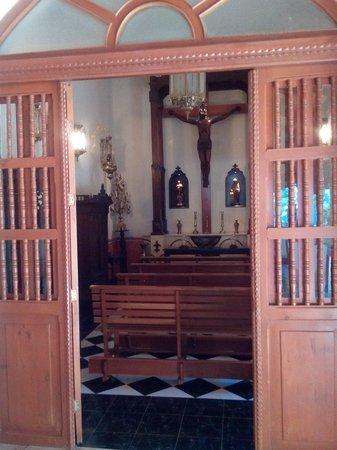 Hotel Hacienda Noc Ac: Chapel