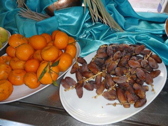 Djerba Golf Resort & Spa : les fruits