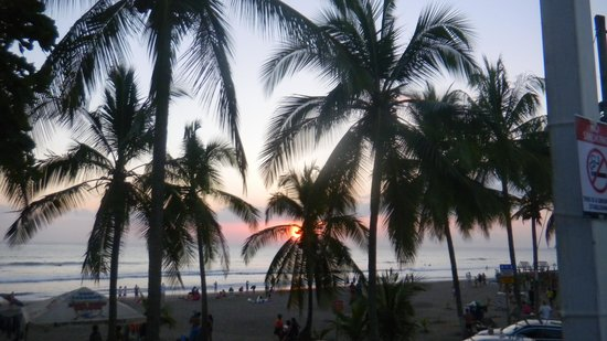 Daystar Bahia Azul: Beautiful sun sets