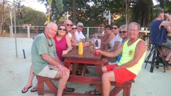 Daystar Bahia Azul : Fun time with friends at Tortuga Island