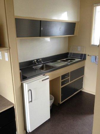 Fiordland Hotel/Motel: Cuisine vintage