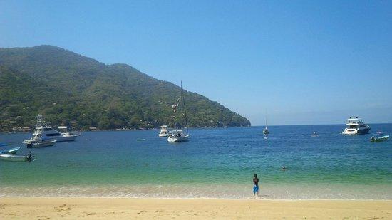 Hotel Lagunita: Beach