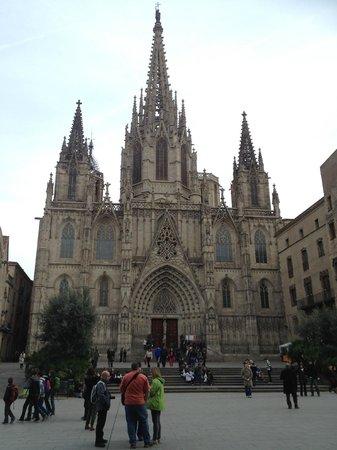 Catedral de Barcelona: Cathedral Santa Eulalia