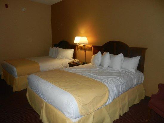 Grand Canyon Railway Hotel: Habitacion Standard