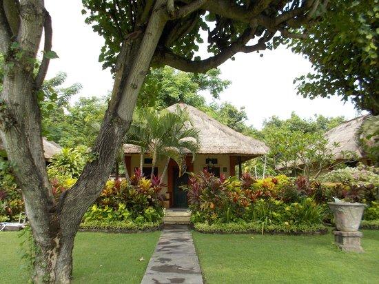 Taman Sari Bali Resort & Spa : Little grass shack