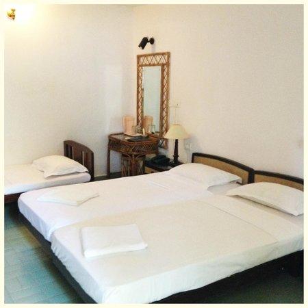 Vila Goesa Beach Resort: room
