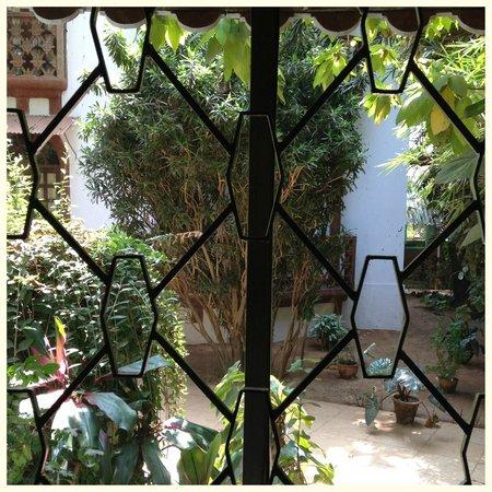Vila Goesa Beach Resort: view from the room