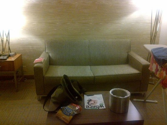 Holiday Inn Atlanta - Perimeter / Dunwoody : Sitting Area