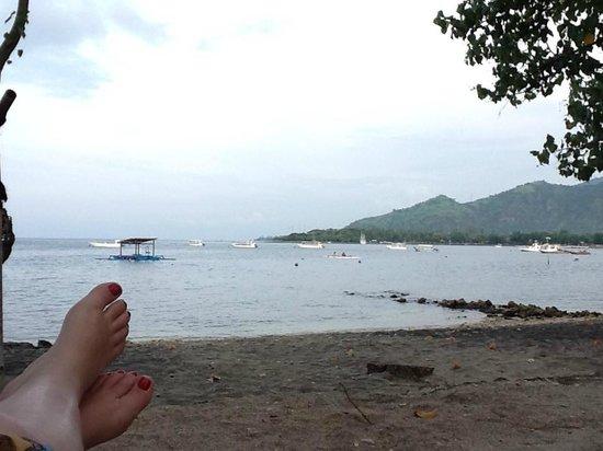 Taman Sari Bali Resort & Spa : Beach