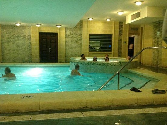 Hotel Santana: INDOOR POOL