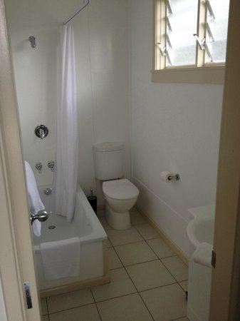 Lomond Lodge : Salle de bain