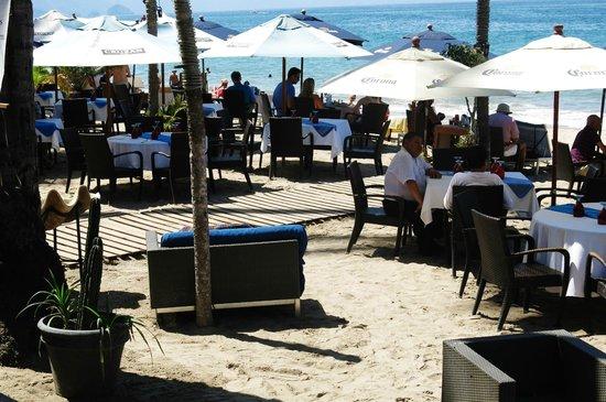 Si Senor Beach: Beach bar