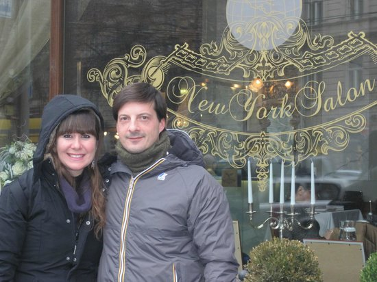 Cosmo City Hotel : New York caffè