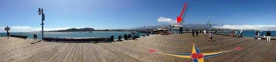 Santa Barbara Shellfish Company: Santa Barbara Pier