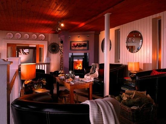 Wineport Lodge: Lounge