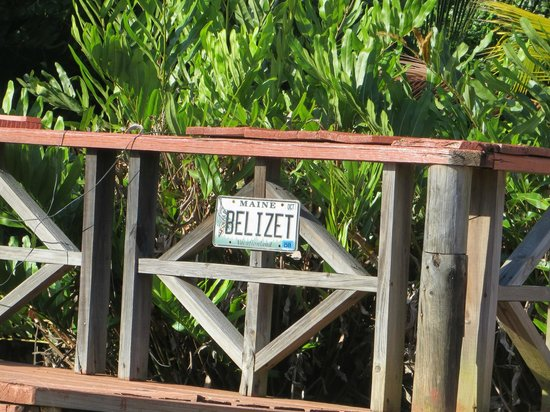 Hamanasi Adventure and Dive Resort: Can you Belize it?