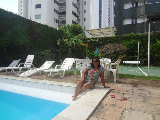 Hostel Boa Viagem : Piscina do Hostel