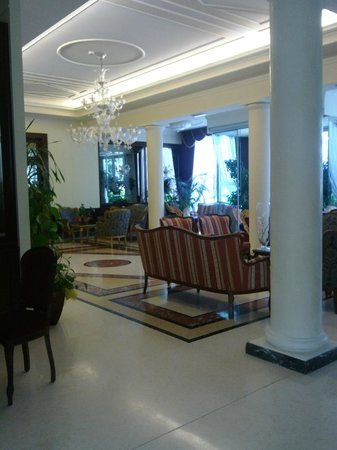 Hotel Formentin : hall