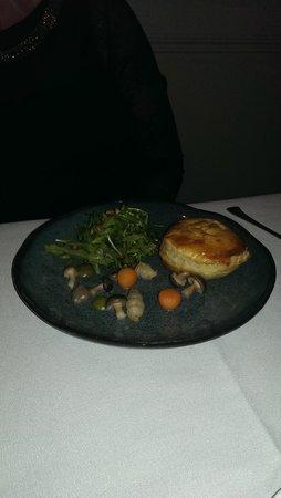 MacNean Restaurant: Vegetable Tart