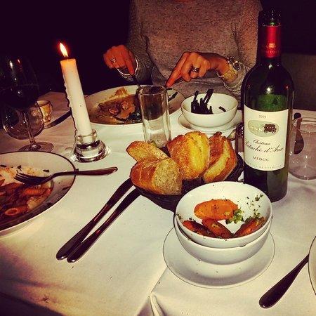 Chez Odette : Lovely dinner