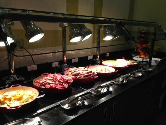 Falls Church Marriott Fairview Park: Breakfast Hot Selections