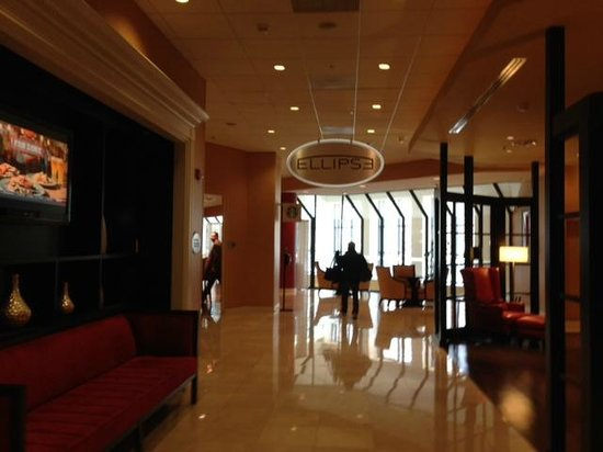 Falls Church Marriott Fairview Park : Restaurant Entrance