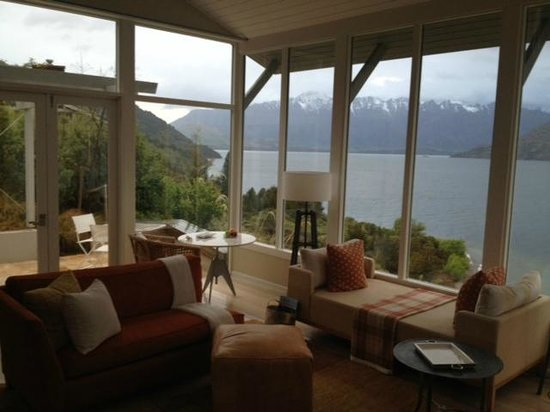 Matakauri Lodge : Suite
