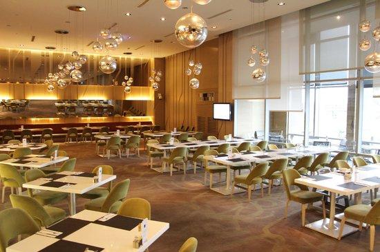 Hotel Novotel Taipei Taoyuan International Airport: Restaurant