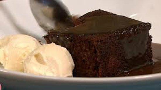The Glenburn Hotel & Restaurant: Glenburns famous Sticky Toffee Pudding